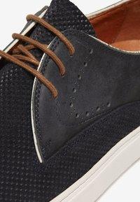 Van Lier - CARLO - Sneakers - dark blue - 5
