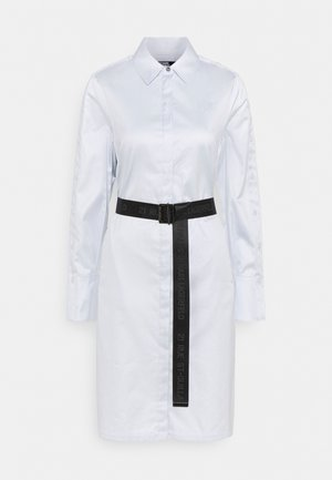 CHINTZ SHIRT DRESS - Blusenkleid - artic ice