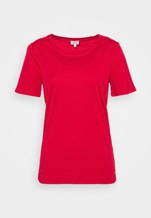 KURZARM - Basic T-shirt - true red