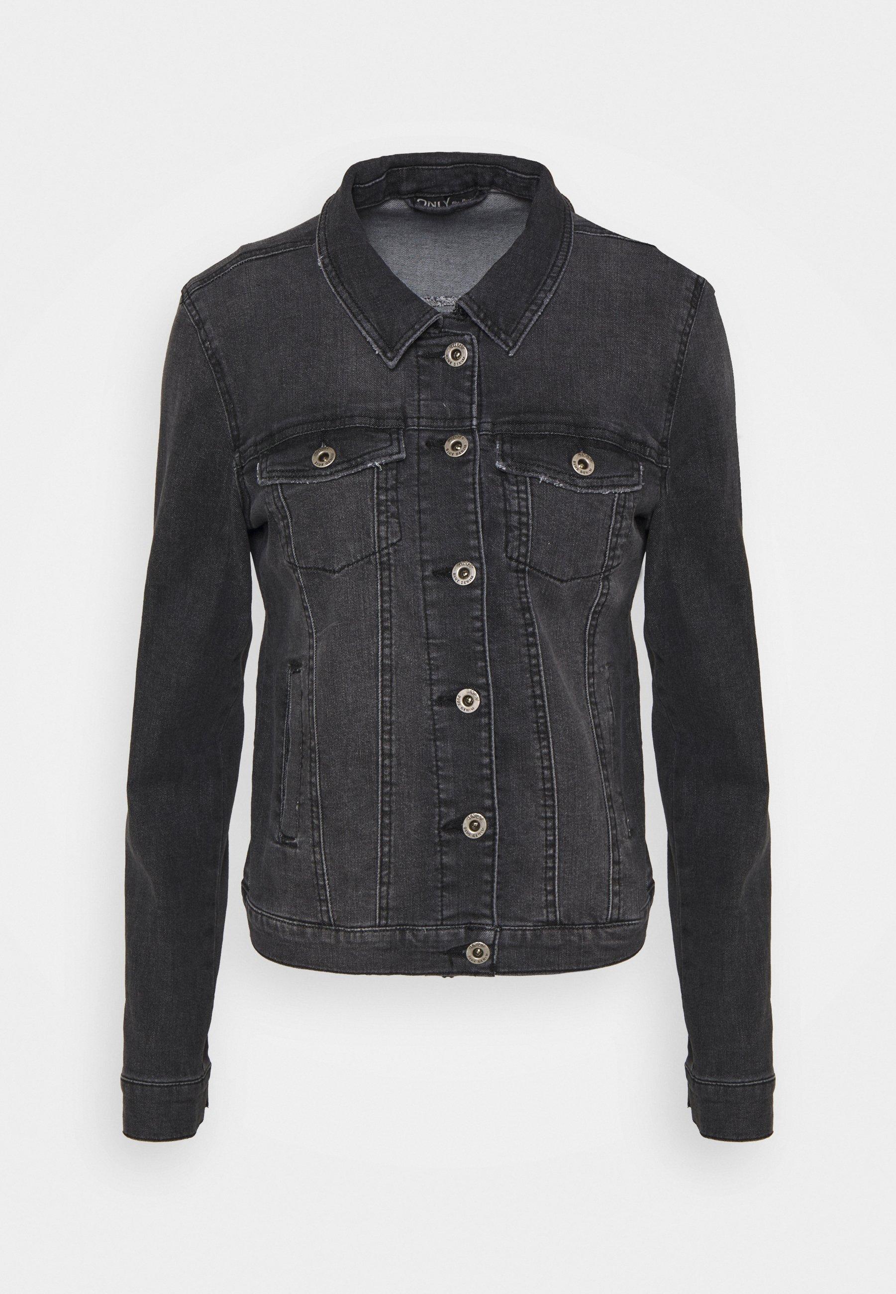 Women ONLDINA JACKET TALL - Denim jacket