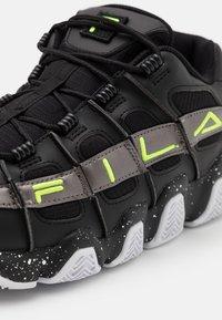 Fila - UPROOT - Sneakers - black/love bird - 5