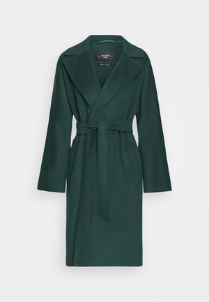 Zimní kabát - gruen