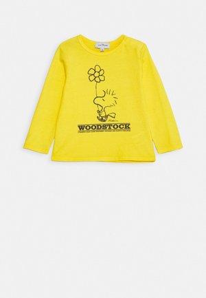 LONG SLEEVE - Long sleeved top - yellow
