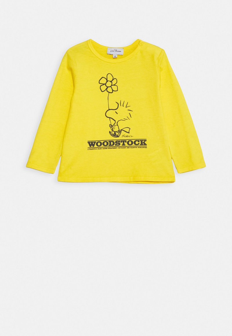 Little Marc Jacobs - LONG SLEEVE - Long sleeved top - yellow