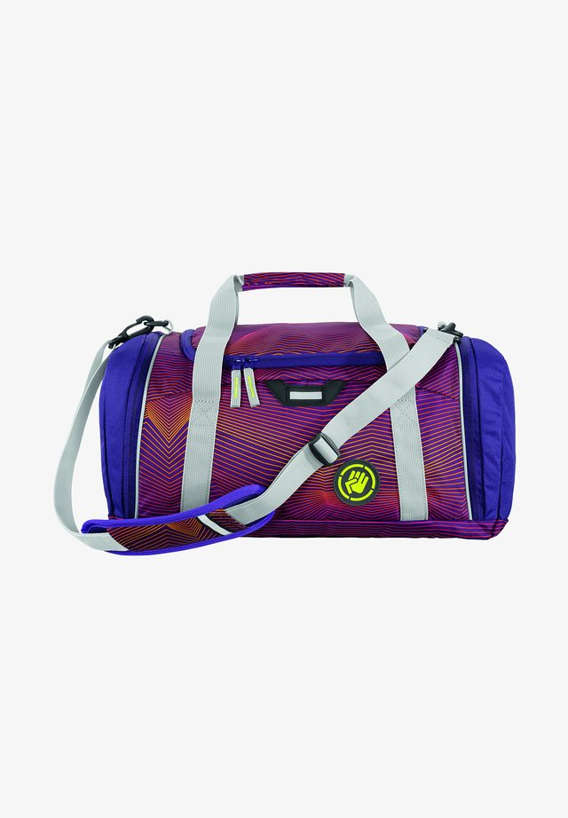 SPORTERPORTER - Sports bag - soniclights purple