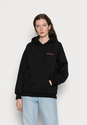 DESERT MUSE HOODIE - Sweatshirt - black