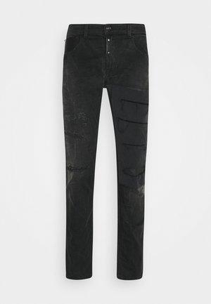JOHNFRUS - Jeans Skinny Fit - dark grey
