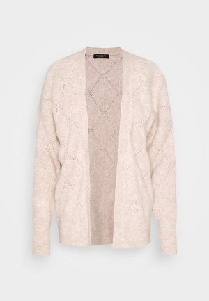 STRUCTURE  - Cardigan - cameo rose