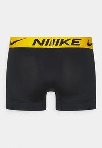 Nike Underwear - TRUNK  3 PACK - Culotte - red /black /uni gold - 1