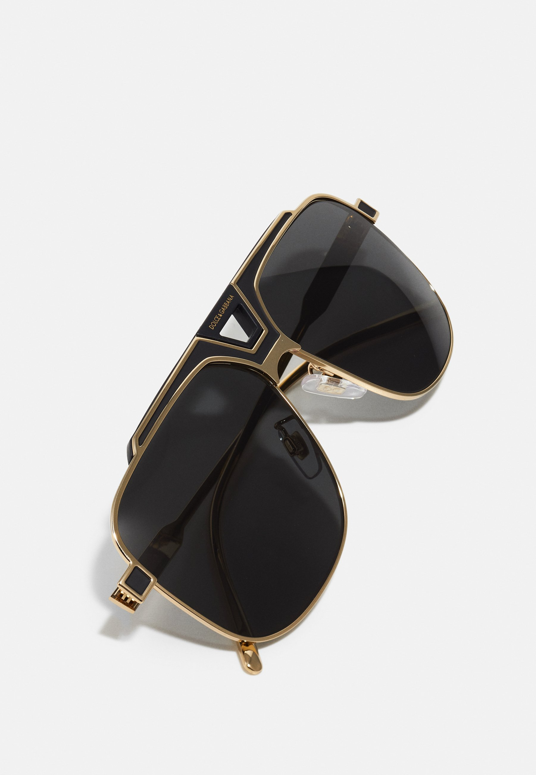 Dolce&Gabbana Solbriller - gold-coloured/black matte/gull qxfNBYLKTPY6TeX