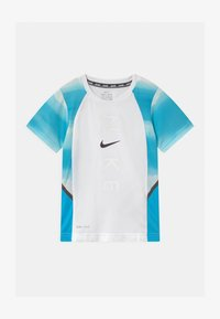 Nike Sportswear - INSTACOOL - Camiseta estampada - laser blue - 0