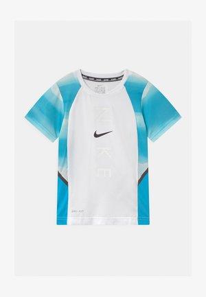 INSTACOOL - T-shirt print - laser blue