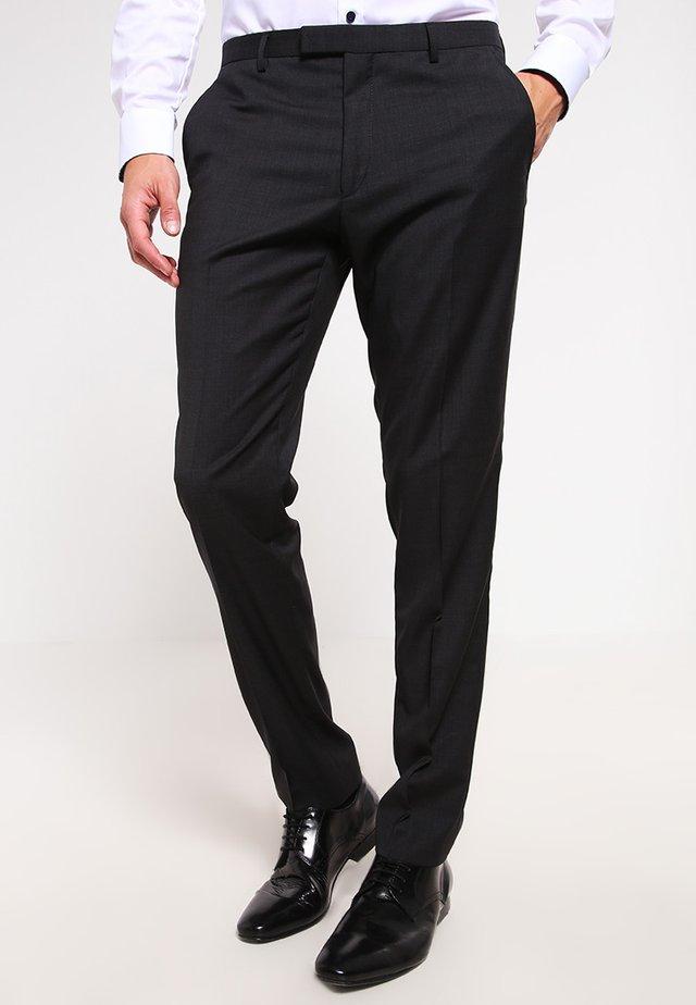 Spodnie garniturowe - grey