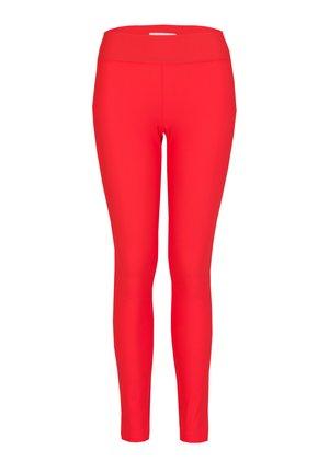PROMISS APPAREL PEGGI TRAVEL - Leggings - Trousers - red