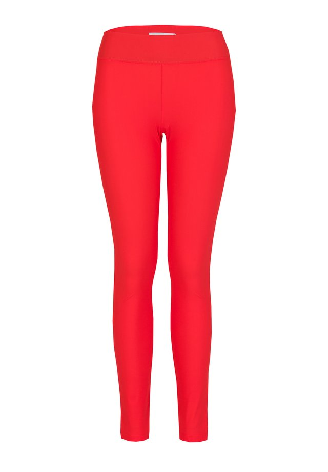 PROMISS APPAREL PEGGI TRAVEL - Leggings - Trousers - red