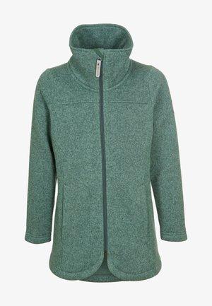Fleece jacket - malachite green