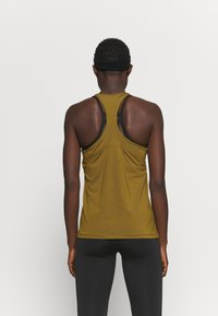 Nike Performance - TANK ALL OVER  - Funkční triko - olive flak - 2