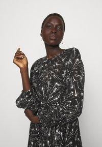 MAX&Co. - RAFIA - Day dress - black - 3