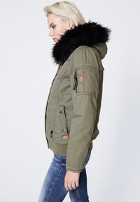 Harlem Soul - GI-GI  - Winter jacket - olive - 3