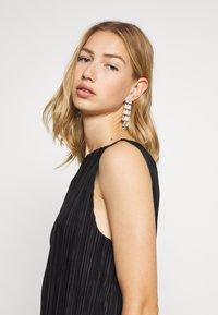 Weekday - IZAR DRESS - Vestito elegante - black - 4