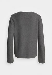 Marc O'Polo - SMALL LINKED ON COLLAR - Jumper - middle stone melange - 1