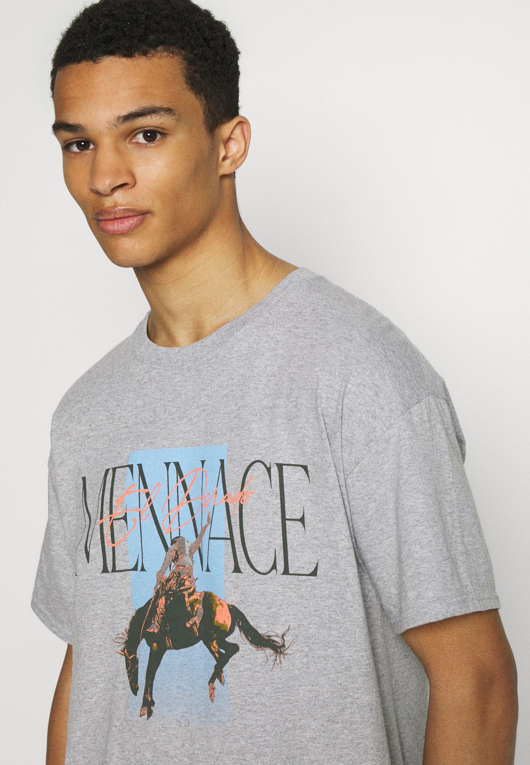 Men ROSEBOWL RODEO REGULAR - Print T-shirt