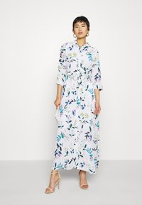 Banana Republic - SAVANNAH PRINTS - Maxi dress - white - 1
