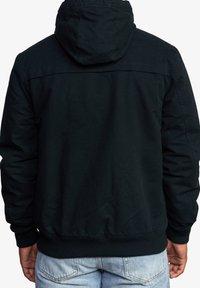 RVCA - Waterproof jacket - rvca black - 2