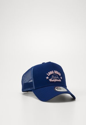 LONG BEACH TRUCKER  - Kšiltovka - indigo