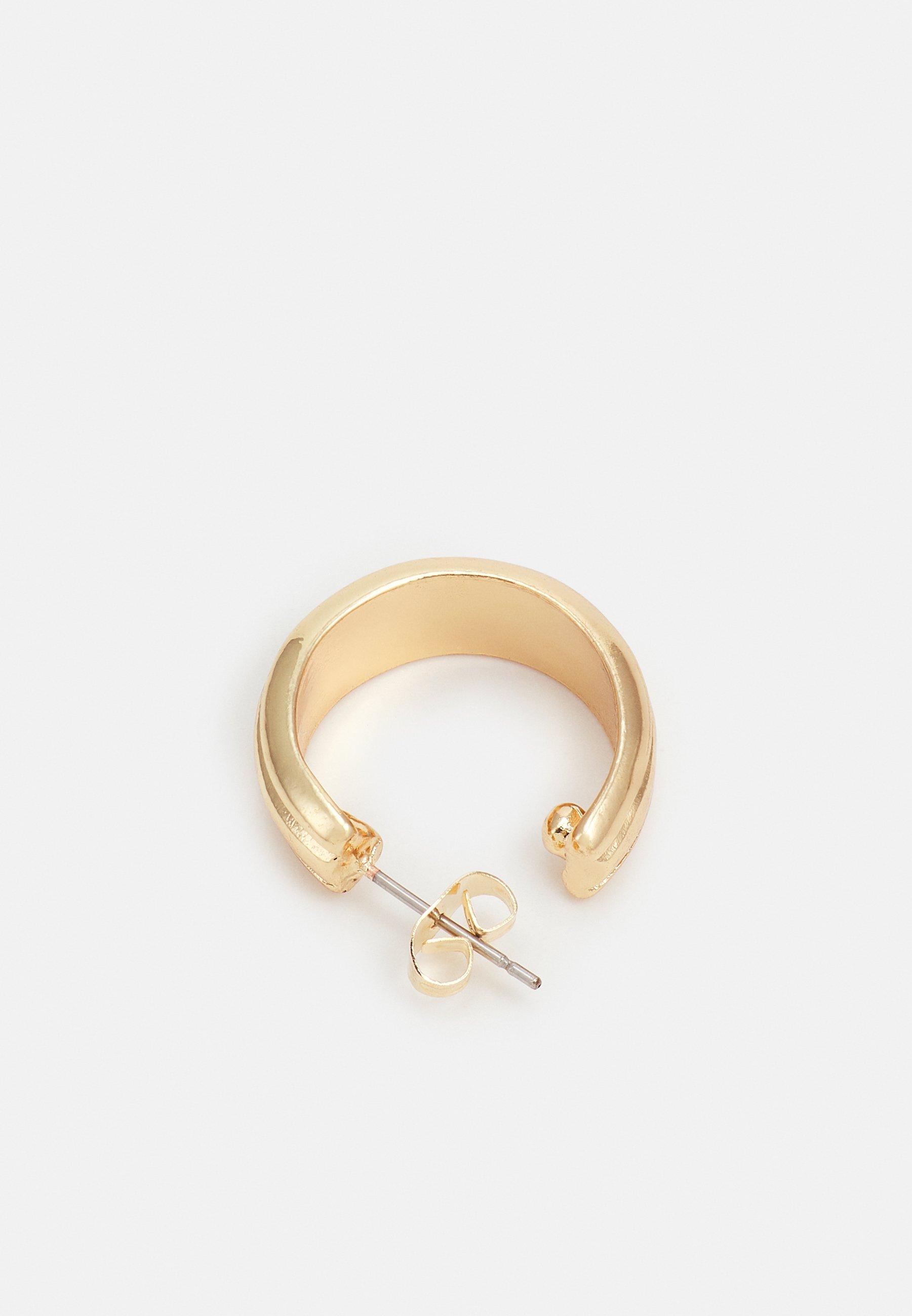 Women PCJENAI HOOP EARRINGS - Earrings