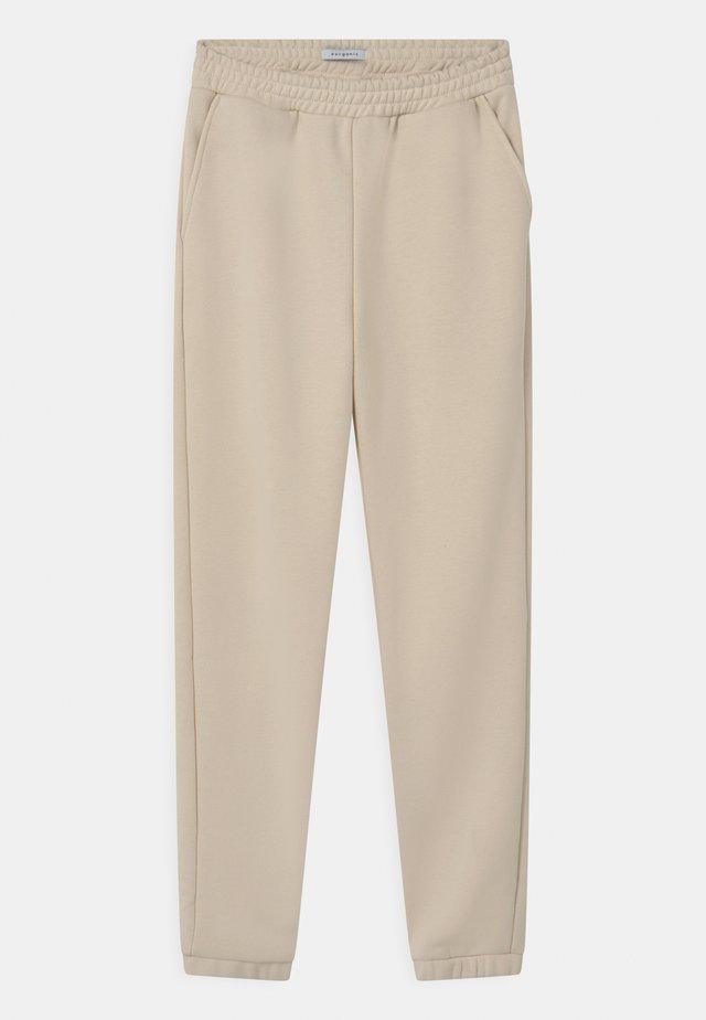 LILIAN - Pantalon de survêtement - cream white