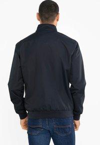 Threadbare - HAYMARKET HARRINGTON - Light jacket - blau - 2