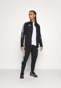 adidas Performance - TIRO  - Veste de survêtement - black - 1