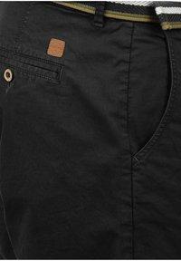 Blend - BRUNO - Shorts - black - 3