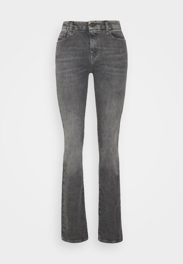 D-SLANDY-B - Jeans bootcut - grey