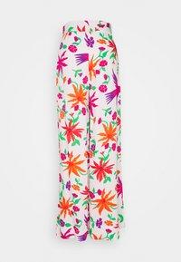 Stieglitz - ADRIANA PALAZZO - Trousers - pink - 1