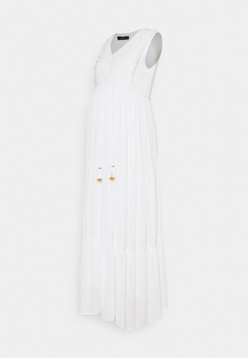 Mara Mea - EXTRAVAGANZA - Korte jurk - white