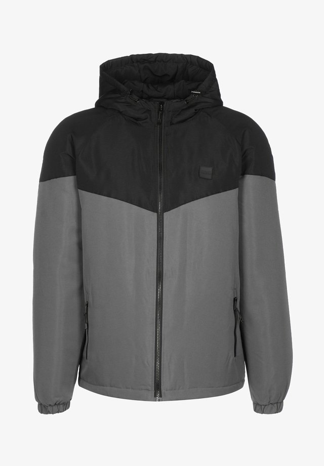 Windbreaker - black/darkshadow