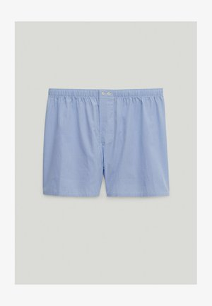 MIT VICHYKAROS - Boxer shorts - light blue