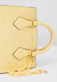 ALDO - MAROUBRA - Håndveske - medium yellow - 6