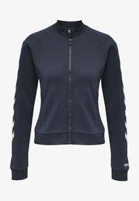 Hummel - HMLRAMONA  - Training jacket - blue nights - 3