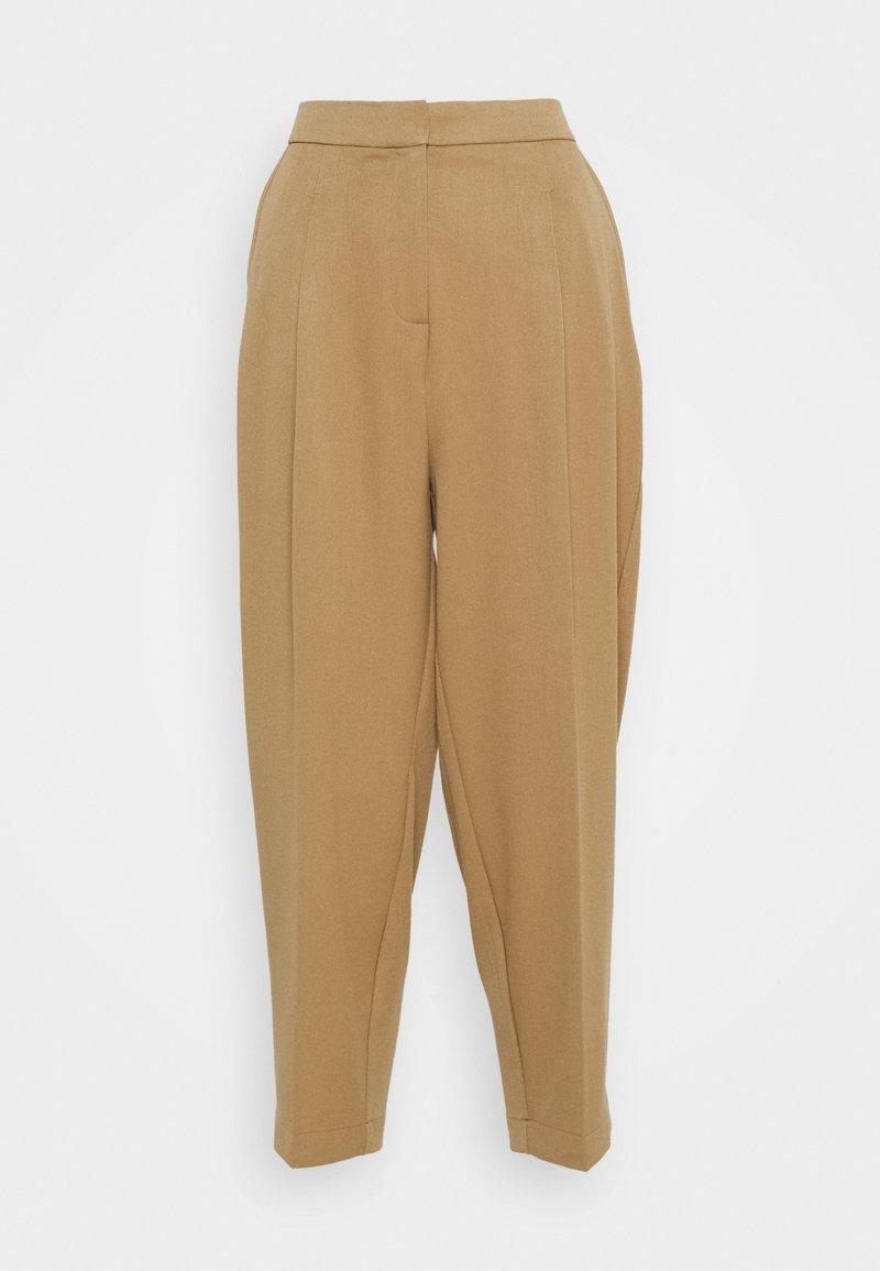 Selected Femme - TIGERS EYE - Pantalones - tigers eye