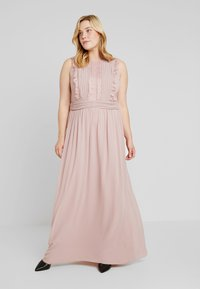 TFNC Curve - NEICY MAXI - Occasion wear - pale mauve - 0