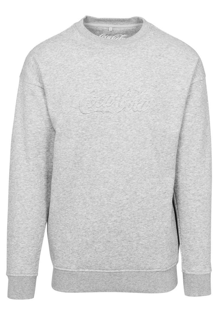 Homme COCA COLA EMBOSSED CREWNECK - Sweatshirt