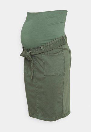 SKIRT - Denimová sukně - vinyard green