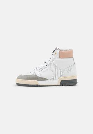 THE 88 - Sneakers hoog - white