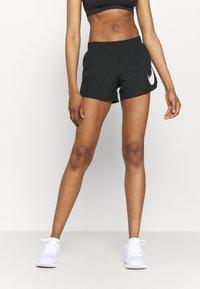 Nike Performance - RUN SHORT - Korte sportsbukser - black - 0