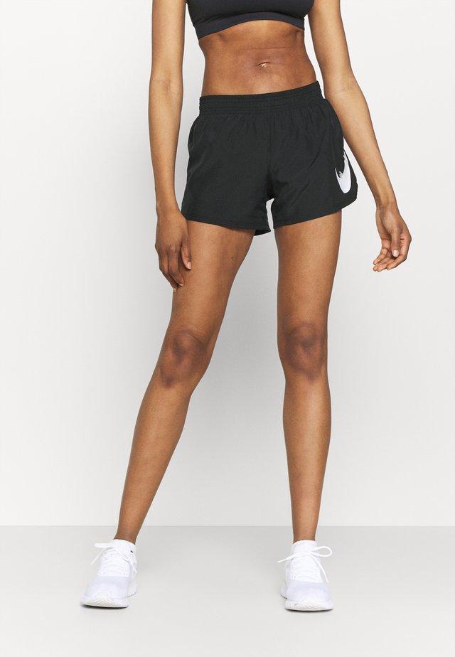 RUN SHORT - Pantaloncini sportivi - black
