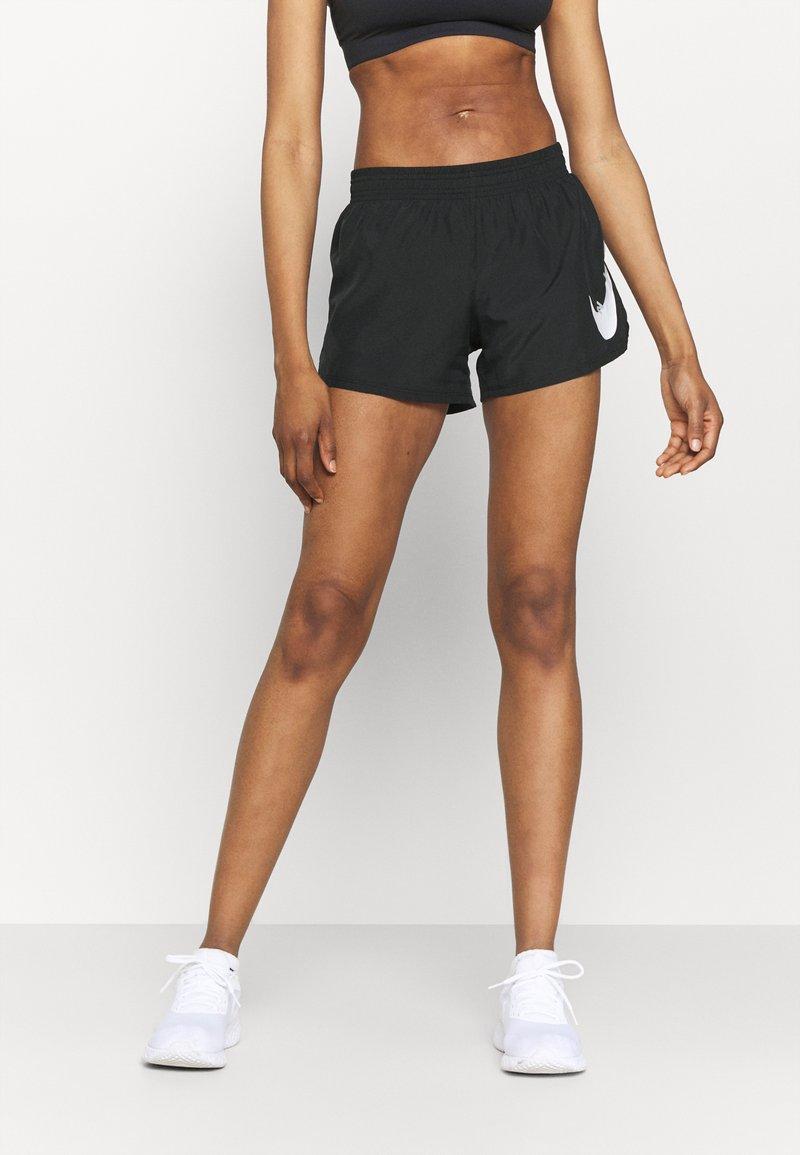 Nike Performance - RUN SHORT - Korte sportsbukser - black