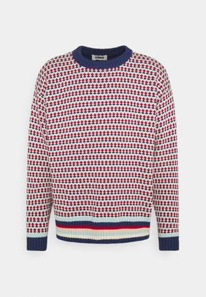 DAWG PATTERN STRIPE - Jumper - multi
